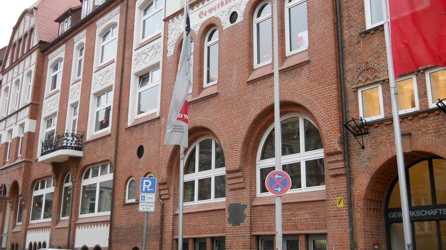 Gewerkschaftshaus Kiel