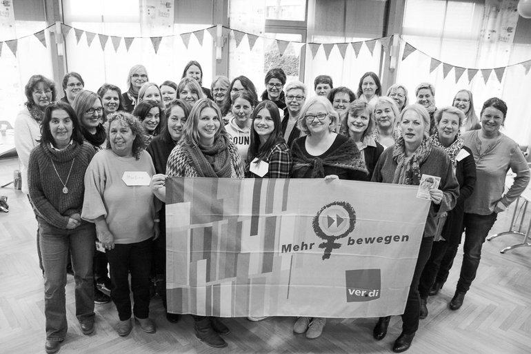 Tarifpolitische Frauenforum des Fachbereichs TK/IT in Nord