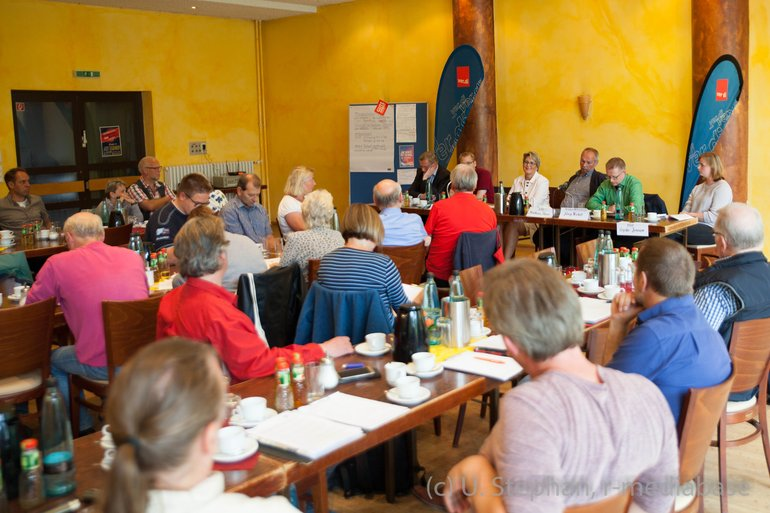 Veranstaltung zur Bundestagswahl
